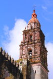 Cathédrale IX de Cuernavaca Photographie stock libre de droits