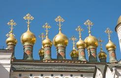 Cathédrale, Kremlin Photos libres de droits