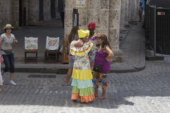 Cathédrale, La Havane, Cuba #10 Image libre de droits