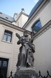 Cathédrale latine - basilique catholique le temple principal de l'archidiocèse de Lviv de Roman Catholic Church Photographie stock libre de droits