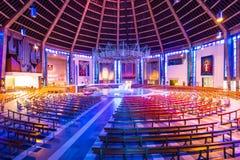 Cathédrale métropolitaine à Liverpool, R-U Image libre de droits