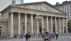Cathédrale métropolitaine de Buenos Aires, Argentine photographie stock libre de droits