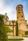 Cathédrale métropolitaine de Ravenne image stock