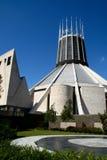 Cathédrale métropolitaine Liverpool Image libre de droits