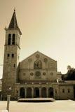 cathédrale Maria s d'assunta Images libres de droits
