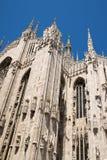 cathédrale Milan images stock