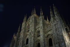 cathédrale Milan Images libres de droits