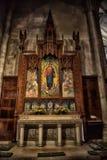Cathédrale nationale images libres de droits