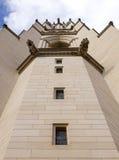 Cathédrale nationale dans le Washington DC Image stock