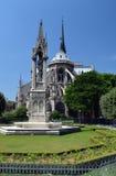 Cathédrale Notre Dame Photos libres de droits
