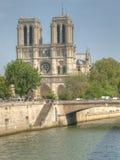 Cathédrale Notre Dame Image libre de droits