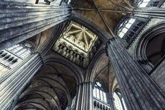 Cathédrale Notre-Dame de Rouen Royalty Free Stock Images