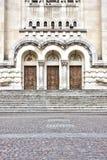 Cathédrale orthodoxe Photos stock