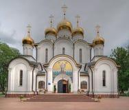 Cathédrale orthodoxe de Nicholas de saint Images stock