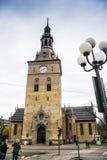 Cathédrale Oslo image libre de droits