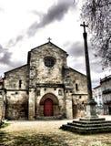 Cathédrale réelle de Vila Photos libres de droits