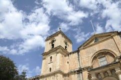 Cathédrale religieuse photographie stock libre de droits