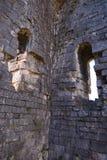 Cathédrale ruinée Photographie stock