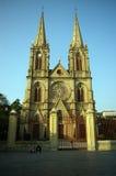 Cathédrale sacrée de coeur de Guangzhou Shishi Image stock