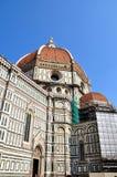 Cathédrale Santa Maria del Fiore à Florence images libres de droits