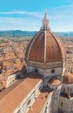 Cathédrale Santa Maria del Fiore photographie stock libre de droits