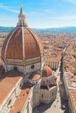 Cathédrale Santa Maria del Fiore images stock