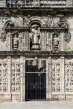 Cathédrale Santiago de Compostela Image libre de droits