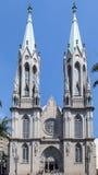 Cathédrale Sao Paulo Brésil d'expert en logiciel Image stock