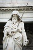 Cathédrale St Paul hors des murs Rome image libre de droits
