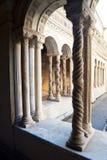 Cathédrale St Paul hors des murs Rome photo stock