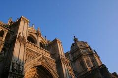 cathédrale toledo photo libre de droits