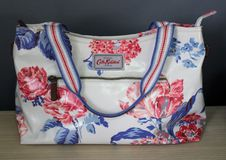 Cath Kidston Floral Bloom Handbag photo libre de droits