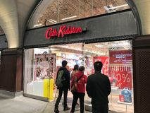 Cath Kidston store. Cath Kidston Limited is a British international chain of home furnishing retail stores based in England. It brighten up the lives of stock photos