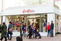 Cath Kidston store Royalty Free Stock Photography