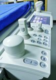 Cath lab control Royalty Free Stock Image