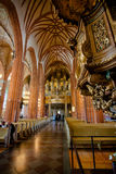 Catharine Church (kyrka de Katarina) à Stockholm Photographie stock libre de droits
