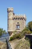 cathars górskiej chaty graal święci Le Magdala tajemnicy Rennes templars objeżdżają Fotografia Royalty Free