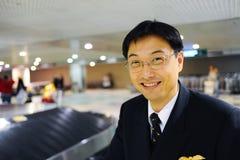 Cathay Pacific steuern Lizenzfreie Stockfotografie