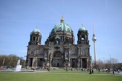 Cathderal berlin Stock Photos