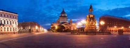 Cathédrale d'Isaakievsky Photographie stock libre de droits