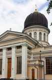 Cathédrale d'Odessa, Ukraine Image libre de droits