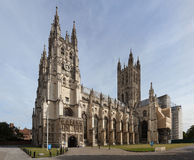 Cathédrale de Cantorbéry, Kent, Angleterre Image libre de droits