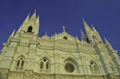 Cathédrale de catholique de Santa Ana Photos libres de droits