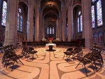 Cathédrale de grace Photographie stock