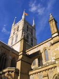 Cathédrale de Southwark, Londres, R-U Photo stock