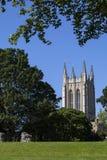 Cathédrale de St Edmundsbury dans St Edmunds d'enfouissement Image stock