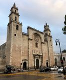 Cathédrale de St Ildephonsus Photo stock