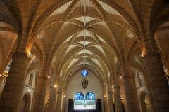 Cathédrale de St Mary de l'incarnation, Santo Domingo, Dominique Photos libres de droits