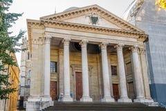 Cathédrale de StPierre de Genève Photos stock