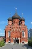 Cathédrale du Dormition Image libre de droits